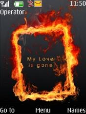 My Love Is Go Nokia S40 Theme Mobile Theme