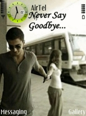 Never Say Again Love You Nokia Theme Mobile Theme