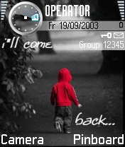 Back Love Nokia Theme Mobile Theme