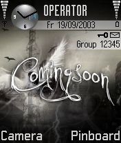 Coming Soon Nokia Theme Mobile Theme