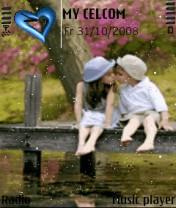 Baby Love Nokia Theme Mobile Theme