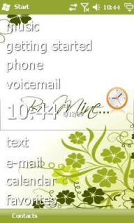 Be Mine Htc Theme Mobile Theme
