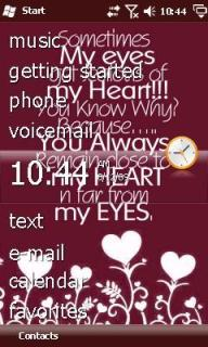 Close To My Heart Htc Theme Mobile Theme