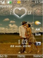 I Love You Nokia Theme Mobile Theme