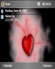 Heart Lsssen Htc Theme Mobile Theme