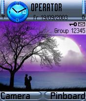 Alone Theme Mobile Theme