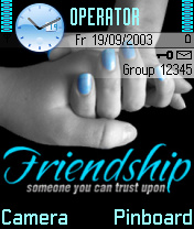 Friendship Nokia Theme Mobile Theme