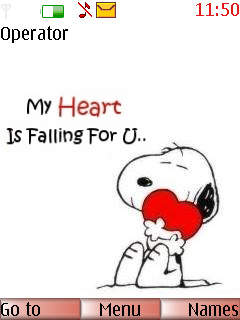 Heart 4 You Theme Mobile Theme