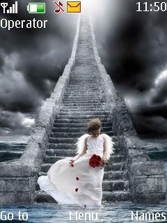 Stairway To Heaven Nokia Theme Mobile Theme