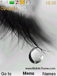 Tear Mobile Theme