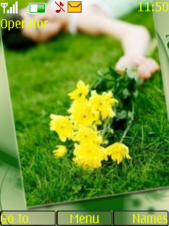 Waiting For You Mobile Theme