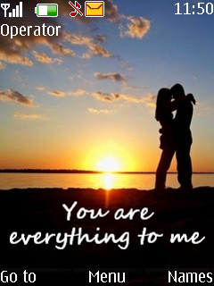 You Are Everything Mobile Theme