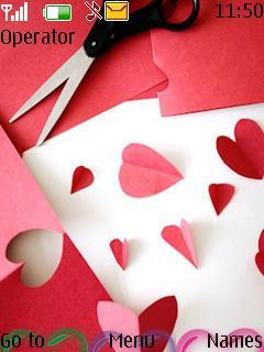 Love Icons Mobile Theme