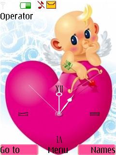Swf Valentine  Mobile Theme