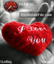 Nokia Love Theme Mobile Theme