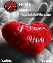 Nokia Love Theme Mobile Theme