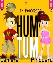 Hum Tum Nokia Theme Mobile Theme