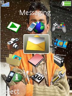 Its Me Mobile Theme