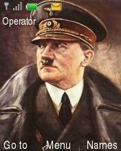 Hitler Mobile Theme