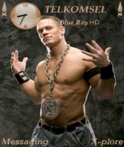 John Cena Theme Mobile Theme