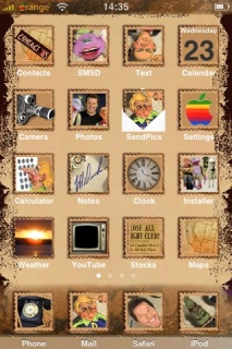 Jeff Dunham Apple IPhone Theme Mobile Theme