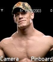 John Cena Mobile Theme