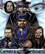 Undertaker Mobile Theme
