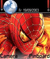 Spiderman Mobile Theme