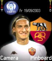 Totti Mobile Theme