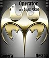 Batman Gold Edition Mobile Theme