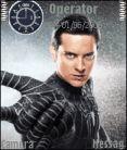 Spider Man Black Mobile Theme