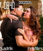 Akshay Kumar & Lara Dutta Mobile Theme