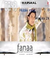 Amir & Kajol In Fanna Movie Mobile Theme