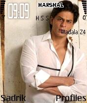 Shahrukh Khan Mobile Theme