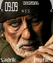 Amitabh In New Sholay Mobile Theme