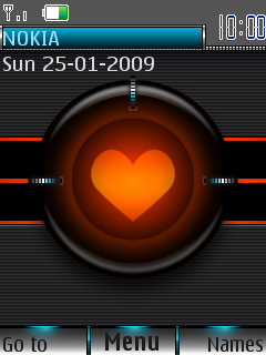 Heart_core Mobile Theme