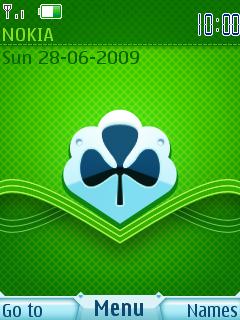 Min_club Mobile Theme