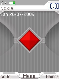 Diamond_bliss Mobile Theme