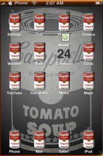 Warhol Theme Mobile Theme