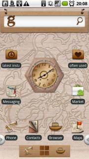 91Pandahome2 For Android Theme Mobile Theme