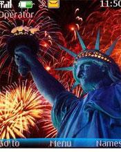 Statue Of Liberty Mobile Theme
