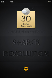 Sarck Revolution Ls Mobile Theme