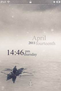Tranquility LS HD Mobile Theme