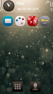 Dusty Mobile Theme