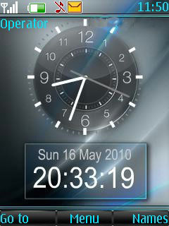 Shiny Date Mobile Theme