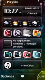 Bokeh V2 Mobile Theme