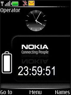 Nokia Friends Mobile Theme