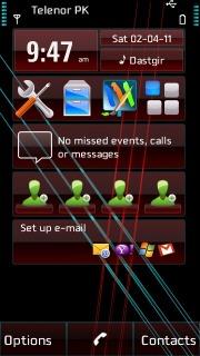 Revi Mobile Theme