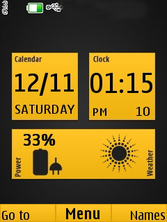 Wp7 Mango S40 Theme Mobile Theme