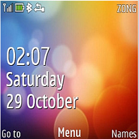 Htc 7 Mozart Mobile Theme